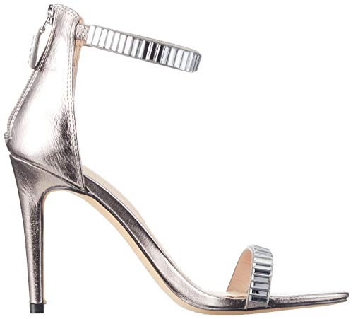 Sandales Ouvert Beige Bout pewter Femme Subrylla 80 Aldo Cq87W