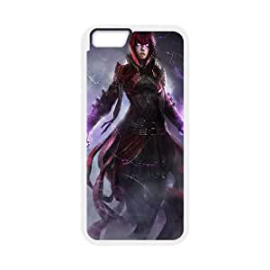 Scarlet Witch iPhone 6 Plus 5.5 Inch Cell Phone Case White 11A105148