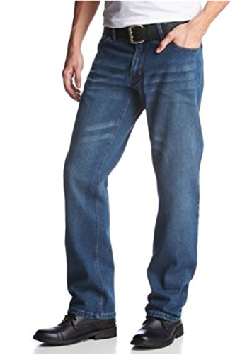 ARIZONA Herren Jeans Hose Relaxed used Waschung im Doppelpack hell und dunkel Gr. 44 (keine inch-Gr.)