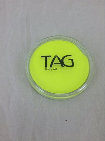 TAG Face Paints - Neon Yellow (32 gm) ()