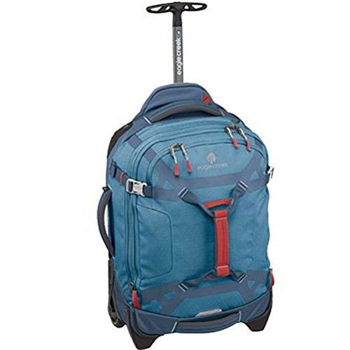 Eagle Creek Load Warrior 22 Inch Carry-On Luggage, Smokey Blue