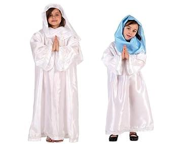 Atosa - Disfraz de belén para niña, talla 3-4 años (8422259081517 ...
