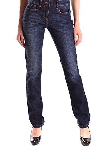 Etiqueta Negra Mujer MCBI118078O Azul Algodon Jeans