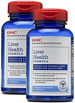 GNC Preventive Nutrition Health Formula product image