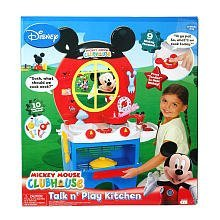 Mickey Mouse Clubhouse Talk Nu0027 Play Kitchen