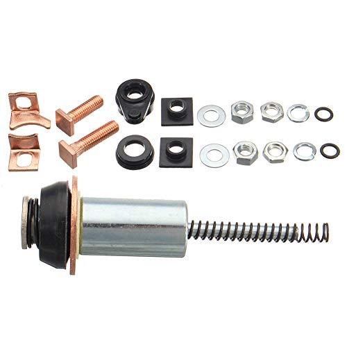 Diesel Starter Engine Motor Solenoid Repair Kit For Land Rover Discovery TD5 2.5 Diesel(Kit)