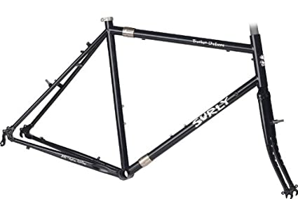 Amazon.com : Surly Long Haul Trucker Frameset DeLuxe 58cm : Cycle ...
