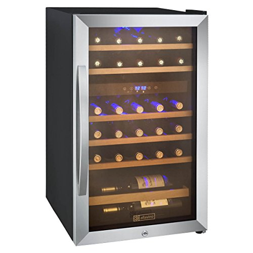 Allavino CDWR29-2SWT Cascina Series 29 Bottle Dual Zone Wine Refrigerator