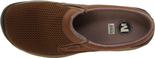 Merrell Men's Encore Bypass Slip-On Shoe,Dark Earth,15 M US