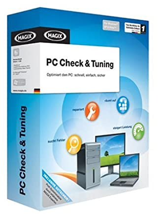 MAGIX PC Check&Tuning - OEM