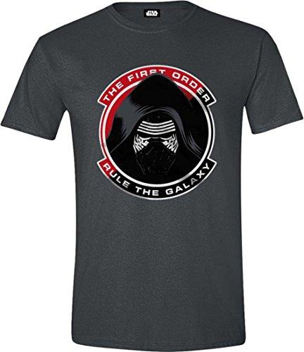 Tshirt homme Star Wars VII - Rule The Galaxy - Legend Icon
