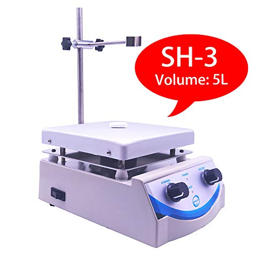 Top recommendation for magnetic stirrer hot plate 5000ml