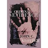Criminal Evidence, Ingram, Jefferson and Klotter, John C., 1593454287