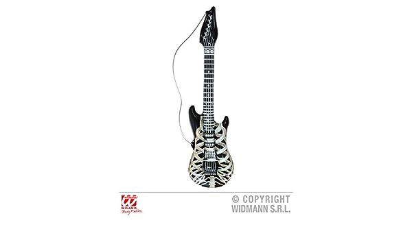 Rock - Guitarra - , 105 cm, hinchable, Hard Rock de instrumentos ...