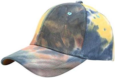 Ruikey ぼかしカラーの野球帽 を綴ります 旅行やスポーツの練習に適したスタイリッシュな帽子