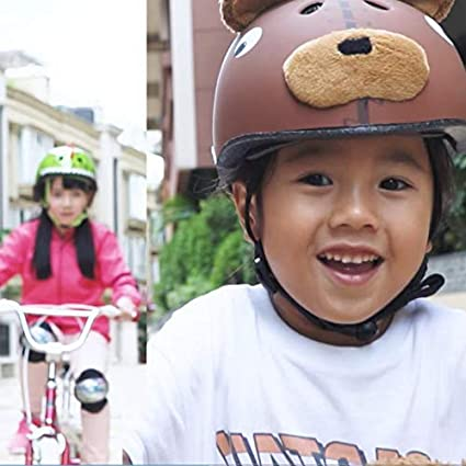 Dinosaur Childrens Safety Helmet Cycling Skating Scooter Bike Suitable Kids aged