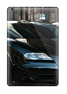 Durable Case For The Ipad Mini/mini 2- Eco-friendly Retail Packaging(black Car Amazing Car Photos)