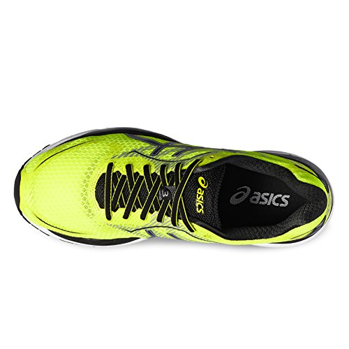 Asics - Zapatillas gel de glorify 3 Amarillo/Azul/Negro safety yellow/indigo blue /black