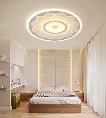 CITRA Circular 500 MM Ceiling LED Chandelier Lamp - Warm White