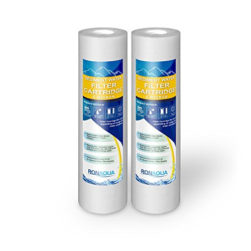 10 inch 5 micron water filter - 8