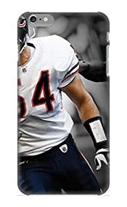 Chicago Bears Case Compatible With Iphone 6plus 5.5/ Hot Protection Case(best Gift Choice For Lovers)