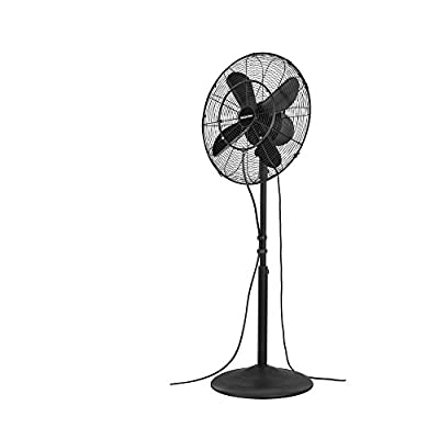 Arctic Cove 18 in. 3-Speed Oscillating Misting Fan