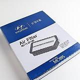 hyundai azera air filter 2013 - Genuine Hyundai (28113-2P100) Air Filter
