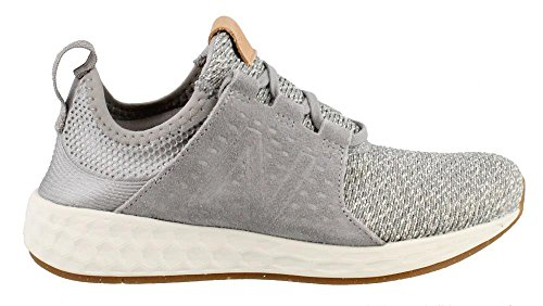 Balance CRUZ New Shoe Running Light Fresh Sea Women's Foam Salt Gum Grey Hwxpq6dZ