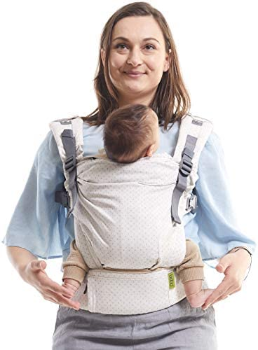 From birth to 5 years CYBEX Silver MY.GO Ergonomic Baby Carrier Scuderia Ferrari approx. 3.5-20 kg Racing Red