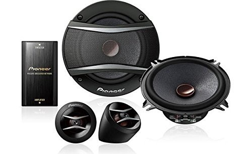 Marine Component Speaker System (Pioneer TS-A1306C 5-1/4