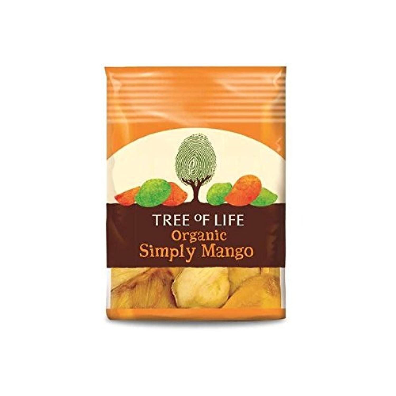 Tree of Life Organic Simply Mango 35g - Pack of 2