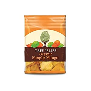 Tree of Life Organic Simply Mango 35g - Pack of 2