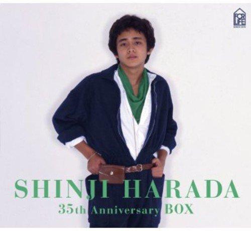 原田真二 35th Anniversary BOX(DVD付)                                                                                                                                                                                                                                                    <span class=