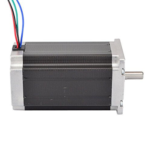 Low Current Nema 23 CNC Stepper Motor 1.8A 340oz.in/2.4Nm CNC Mill Lathe Router by STEPPERONLINE (Image #4)