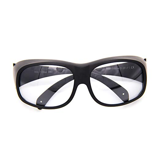 LP-LaserPair CO2 Laser Protection Glasses 9000-11000nm Laser Safety Glasses Goggles by LP-LaserPair (Image #1)
