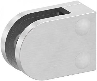 fenau | Pinza para cristal/abrazadera (V2 A) para plano de ...
