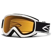 Smith Optics Cascade Classic Goggle (White Frame, Gold Lite Lens)