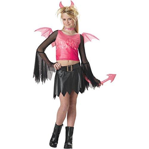 Child's Preteen Hot Devil Girl Costume (XL: (Hot Devil Costumes)