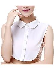 AORAEM Women's Lace Stand Vintage Detachable Collar