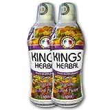 KINGS Herbal Food Supplement 750 ml - 2 Bottles
