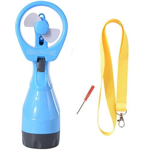 Newest Battery operated Handheld Misting Lanyard