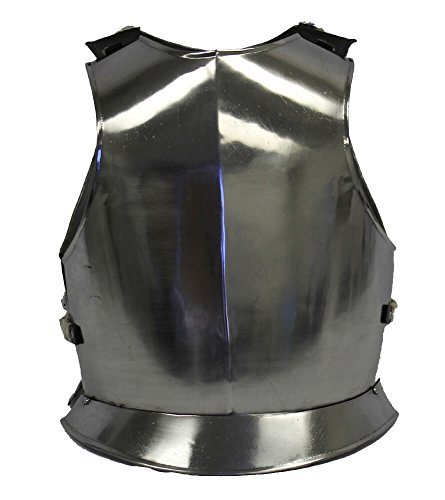 Plain Medieval Breastplate (Costume Breastplate Armor)