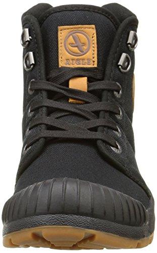 Aigle Tenere Light, Zapatos de High Rise senderismo mujer Negro (Black)