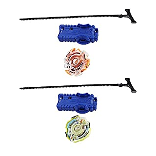 Beyblade Burst 2-Pack Value Starter Pack Ifritor I2 and Quetziko Q2