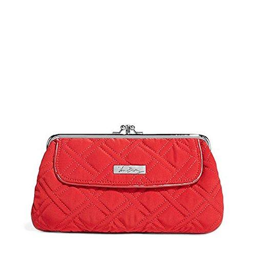 Vera Bradley Kisslock Wallet - Tango Red - NWT (Vera Bradley Key Chain Wallet)