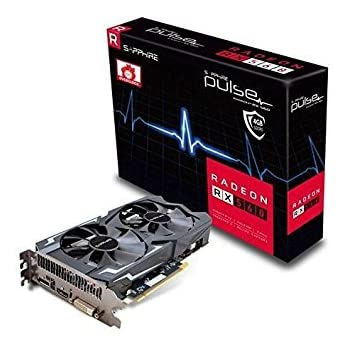 Amazon com: Sapphire Radeon Rx 460 2GB GDDR5 HDMI / DVI-D / DP OC