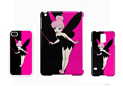 Goth punk Tinkerbell Fairy iPhone 5C cellulaire cas coque de téléphone cas, couverture de téléphone portable
