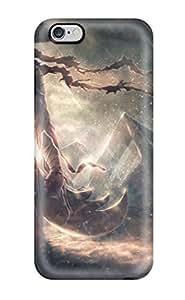 CaseyKBrown Premium Protective Hard Case For Iphone 6 Plus- Nice Design - Eclipse Warrior