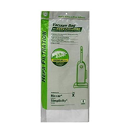 Amazon.com: DVC - Bolsas de vacío tipo X para aspiradoras ...