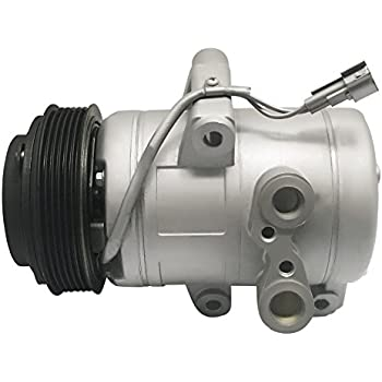 RYC Remanufactured AC Compressor and A/C Clutch IG488